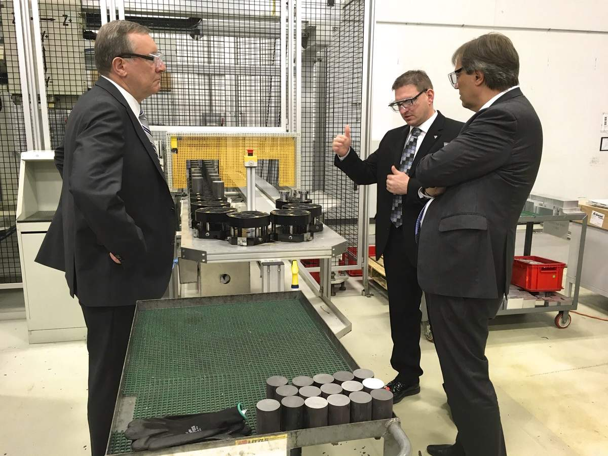 German Industry in the United States: Indispensable Partner